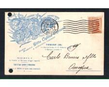 TORINO - 1923 - LOTTO/10770 - REGNO - DITTA OGLINA CIPRIANO MOBILI