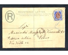 1906 - LOTTO/10792 - MALTA - REGISTERED LETTER PER L'ITALIA