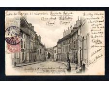 FRANCIA - 1905 - LBF/1303 - NEUFCHATEAU RUE NEUVE - VIAGGIATA