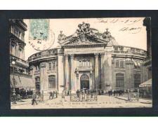 FRANCIA - 1905 . LBF/1296 - PARIS LA BOURSE DU COMMERCE - VIAGGIATA