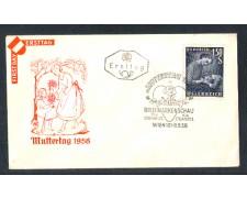 1958 - LBF/4185 - AUSTRIA - GIORNATA DELLA MADRE - BUSTA FDC