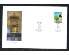 1991 - LOTTO/10956 - ALAND - CHIESA DI S.MATTHIAS - BUSTA FDC