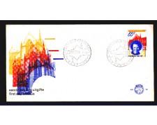 1981 - LOTTO/10974 - OLANDA - REGINA BEATRICE - BUSTA FDC