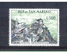 1958 - LOTTO/5671A - SAN MARINO - 500 LIRE VEDUTA PANORAMICA - NUOVO