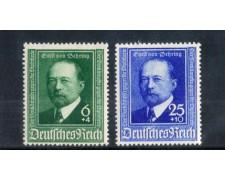 1940 - LOTTO/11173 - GERMANIA REICH - VACCINO ANTIDIFTERICO 2v. - LING.