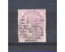 1881 - LOTTO/11205 - GRAN BRETAGNA - 1p. VIOLETTO - USATO