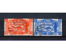 1946 - LOTTO/11271 - IRLANDA - PATRIOTI 2v. - USATI