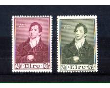 1952 - LOTTO/11275 - IRLANDA - THOMAS MOORE 2v.  - NUOVI
