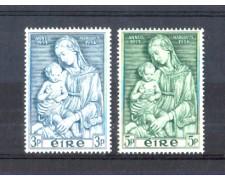 1954 - LOTTO/11276 - IRLANDA - ANNO MARIANO 2v. - NUOVI