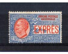 1925 - LOTTO/11282 - REGNO - 2,50 LIRE  ESPRESSO - NUOVO