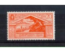1930 - LOTTO/11310 - REGNO - 20c. BIMILLENARIO VIRGILIO - NUOVO