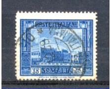 1935/38 - LOTTO/11457 - SOMALIA - 35c. SERIE PITTORICA - USATO