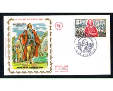 1970 - LOTTO711090 - FRANCIA - CARDINALE RICHELIEU - BUSTA FDC