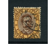 1889 - LOTTO/11484 - REGNO - 1 LIRA VITTORIO EMANUELE II° - USATO