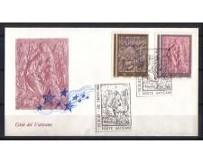 1982 - VATICANO  - FDC/2574 NATALE