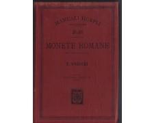 1900 - HOEPLI/1 -  MONETE ROMANE