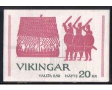 1990 - L/1575 - SVEZIA - LIBRETTO VICHINGHI