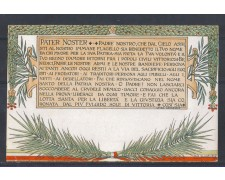 1915/18 - LBF/1285 - PATER NOSTER DI LUISA CARNEVALE