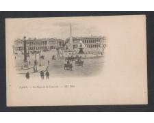FRANCIA - 1900 - PARIS - PLACE DE LA CONCORDE - LBF/1311