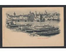 SVIZZERA - 1900 - LUZERN - GRUS AUSS - LBF/1315