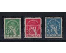 1949 - LBF/2075 - BERLINO -   VITTIME RIFORMA MONETARIA - LING.