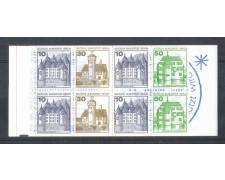 1979 - LBF/2092 - BERLINO - CASTELLI IN LIBRETTO