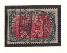 1902 - LBF/2352 - GERMANIA REICH - 5 MARCHI - USATO