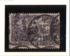 1902 - LBF/2353 - GERMANIA REICH - 3 MARCHI VIOLETTO - USATO
