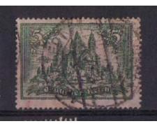 1924 - LBF/2415 - GERMANIA REICH - 5m. SIPRA