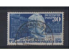 1949 - LOTTO/3685A -  GERMANIA  FEDERALE - 30p. U.P.U. - USATO