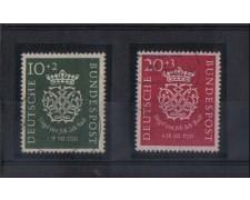 1950 - L0TT0/3605B - GERMANIA FEDERALE - JOHANN SEBASTIAN BACH 2