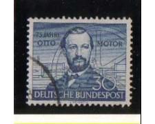 1952 - LBF/2439 - GERMANIA FEDERALE - 30p. N.OTTO - USATO