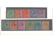 1924 - LBF/2503 -  GRAN BRETAGNA - EFFIGE GIORGIO V°