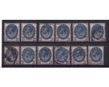 1929 - LBF/2505 - GRAN BRETAGNA - 2,5p. U.P.U.- USATO
