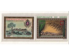 1971 - LBF/2630 - NIGER - ANNIVERSARIO DI NAPOLEONE 2v.