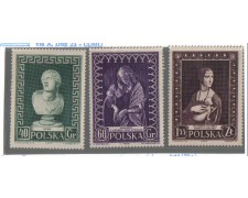 1956 - LBF/2679  - POLONIA - SETTIMANA DEI MUSEI