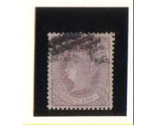 1866 - LBF/2768 -  SPAGNA - 20c. LILLA