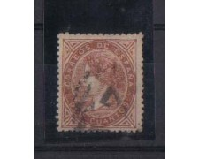 1867 - LBF/2769  - SPAGNA - 2c. BISTRO