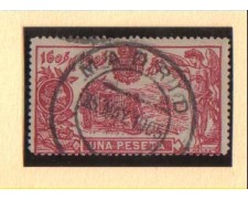 1905 - LBF/2775  - SPAGNA - 1 PST. DON CHISCIOTTE