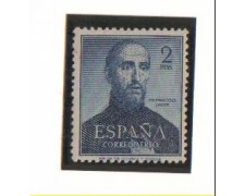 1952 - LBF/2784  - SPAGNA - FRANCESCO SAVERIO -