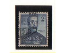 1952 - LBF/2785 - SPAGNA - FRANCESCO SAVERIO - USATO