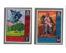 1971 - LBF/2791 - ST'HELENA - ANNIVERSARIO DI NAPOLEONE - NUOVI
