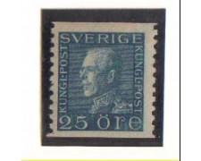 1929 - LBF/2810 - SVEZIA - 25o. OLTREMARE