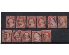 1851 - LBF/2924 STATI UNITI