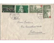 1948 - LOTTO/10797 - SVIZZERA - BUSTA PER BELLINZONA