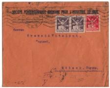 1922 - LBF/3110C  CECOSLOVACCHIA