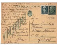 1943 - LBF/414 -  REP. SOCIALE