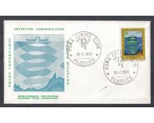 1972 - LBF/661A - IDROGRAFICO ANNULLO ANTICIPATO