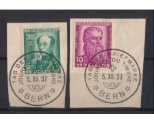 1937 -LOTTO/1668 -  SVIZZERA - PRO JUVENTUTE
