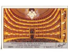 1978 - LOTTO/2165 -  FIGURINE ABAFIL  - BICENTENARIO DELLA SCALA